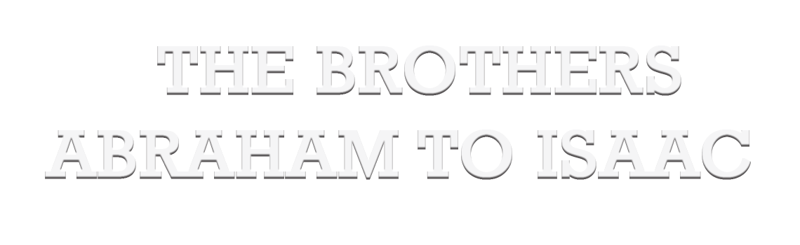 Abraham to Isaac
