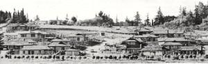 Archival photograph of early Taormina