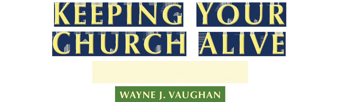 Wayne J. Vaughan